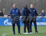 1. BUNDESLIGA TRAINING FC SCHALKE 04